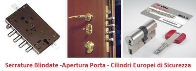 serrature di sicurezza apretura porte Catanzaro