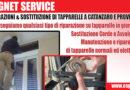 Tapparellista a Catanzaro
