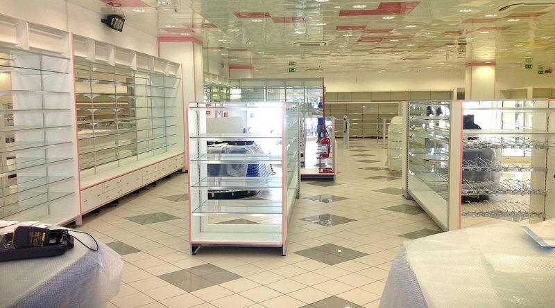 Sanificazione Locali Commerciali