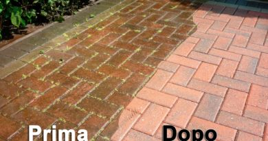 Idropulizie pavimentazioni autobloccanti