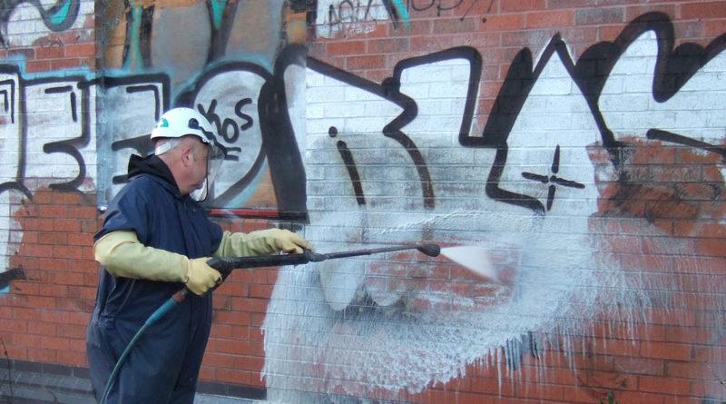 Rimozione Graffiti e scritte