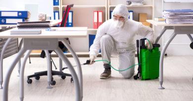 Sanificazione Locali e attività Commerciali