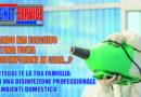 Sanificazione Ambientale Appartamenti